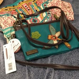 Purse - CHALA - Convertible Crossbody Dragonfly